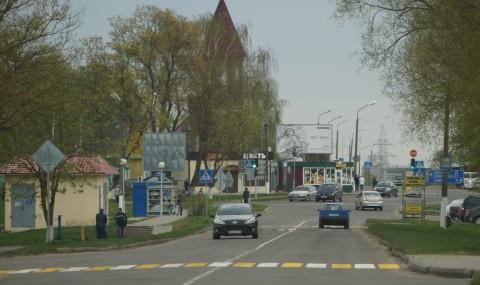 Клецк, ул.Победы